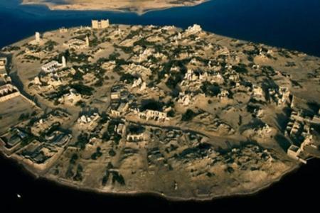 Sudan Osmanlı adası olan Sevakini Türkiyəyə verdi