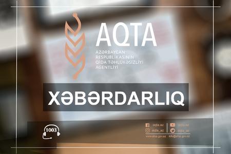 Qida Təhlükəsizliyi Agentliyindən XƏBƏRDARLIQ- Gürcüstandan gələn ətlərdə xəstəlik aşkarlandı