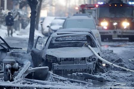ABŞ-da küləkli və şaxtalı hava 19 nəfərin ölümünə səbəb olub