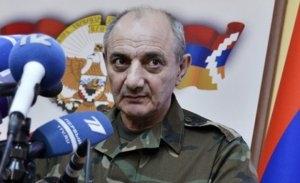 İşğalçı rejimin başçısı Bako Saakyan Moskvaya yollandı