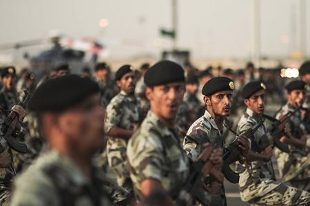 Səudiyyə Ərəbistanında silahlılar təhlükəsizlik qüvvələrinin patruluna hücum edib