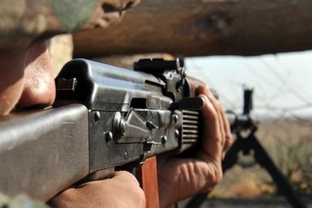 Ermənistan silahlı qüvvələrinin bölmələri atəşkəsi 27 dəfə pozub