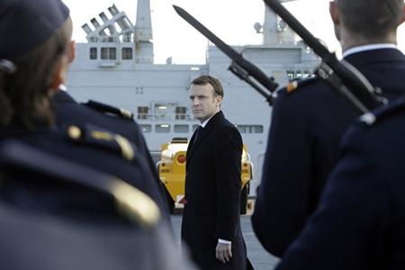 Fransa prezidenti ümumi Avropa ordusunu yaratmağı təklif edib