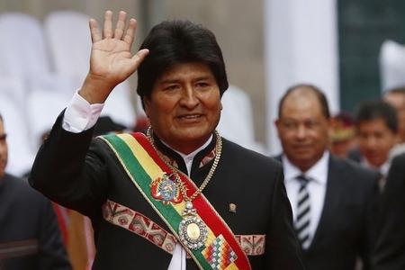 Boliviya prezidentinin mərasim nişanı fahişəxanada oğurlanıb