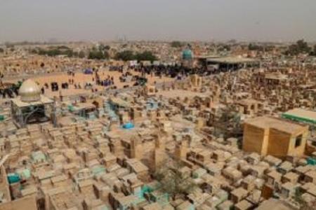 Dünyanın ən böyük məzarlığında 5 milyon qəbir var