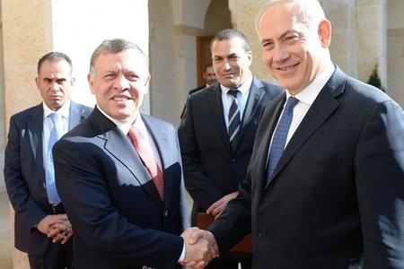 Netanyahu Əmmana elan olunmamış səfər edib