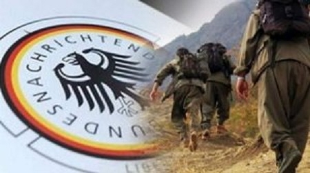 Almaniya terrorçu PYD və YPG-ni PKK-nın Suriyadakı qolları kimi tanıdı