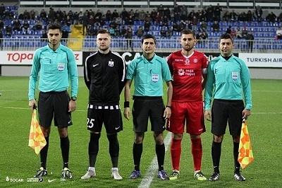 """""""Neftçi"""" Azərbaycan Kubokunda """"Sumqayıt""""a uduzub"""