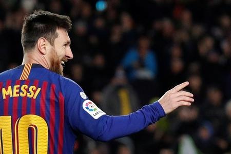Messi 11 mövsümdə ardıcıl 20 qolla İspaniya çempionatında rekorda imza atıb