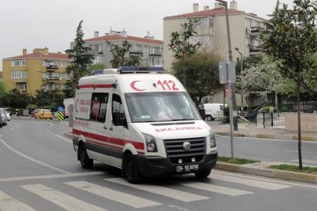 Beton qarışdıran və minik avtomobilləri toqquşub: 9 yaralı