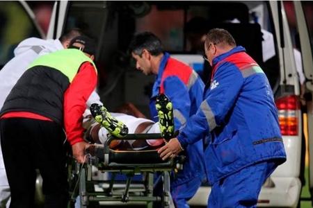 Xorvatiyalı futbolçu matç zamanı ölüb