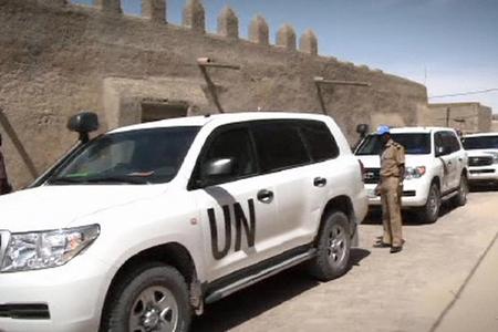 Terrorçular Malidə BMT-nin düşərgəsində 8 sülhməramlını öldürüblər