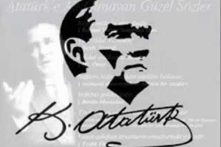 Atatürkün özü qədər sevilən imzasının tarixçəsi... - FOTOLAR