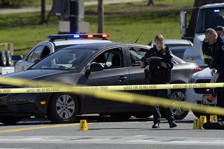 Orlando polisi atışmanı törədən şəxsin kimliyini müəyyən edib - Video