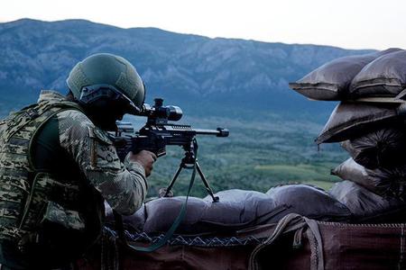 Türkiyədə polisə atəş açan PKK terrorçuları zərərsizləşdirilib