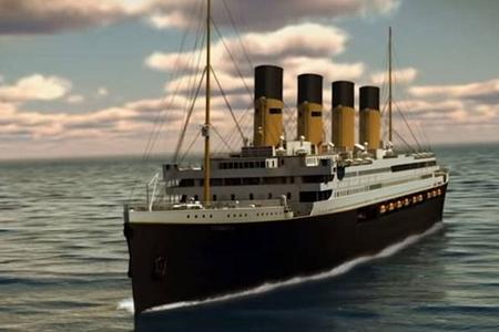 2022-ci ildə Titanik II gəmisi okean sularında üzəcək