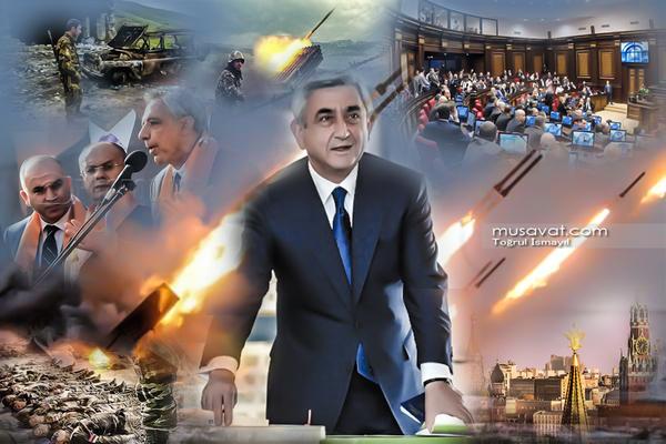 Ermənistan kritik həftəyə girdi - işğalçı hərbi seçir?