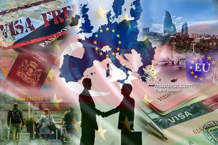 Avropa Birliyi Azərbaycana viza rejimini ləğv edir