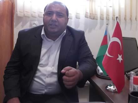 KXCP sədrinin müavini Xəzər Teyyublu ile ilgili görsel sonucu