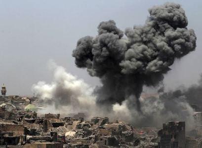 İraq ordusu Suriyada İŞİD-in 45 terrorçusunu məhv edib