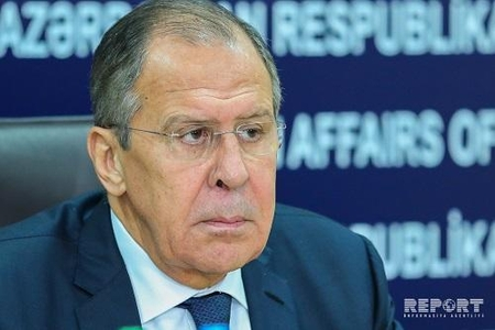 Lavrov: ABŞ Suriyada yarım dövlət qurur