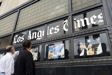 """""""Los Angeles Times"""" qəzetinin sahibi dəyişir"""