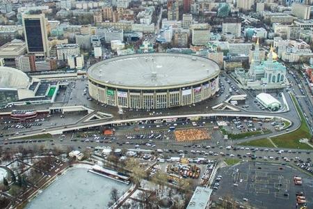 Azərbaycanlı milyarderlər Rusiyanın ən iri idman komplekslərindən birini alıb