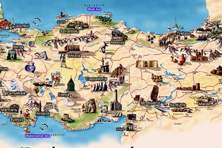 Türkiyə beş ayda 11,5 milyon turist qəbul edib