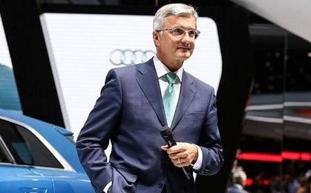 """""""Audi"""" şirkətinin rəhbəri həbs olunub"""