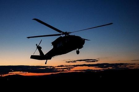 Helikopter qəzaya uğrayıb - Prezidentin bacısı həlak olub
