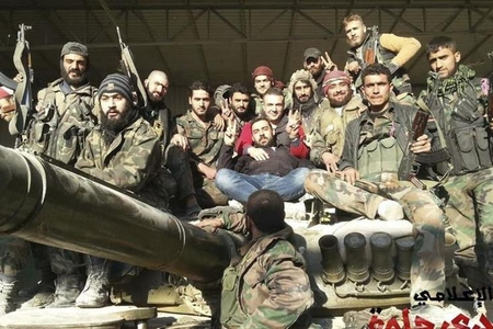 Erməni jurnalistin Afrindən yaydığı saxta fotolar