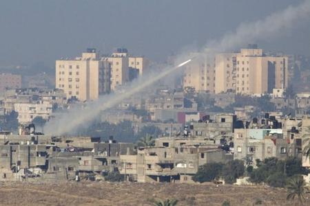 Qəzzadan İsrail ərazisinə raket atılıb