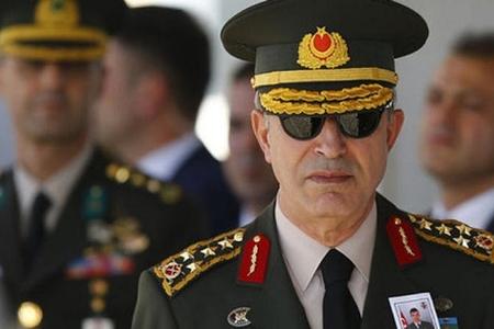 Türk generalları Afrin səmasında: Dünyanı şoka salan ADDIM