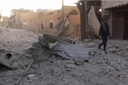 Suriyada terror aktı törədilib, ölənlər və yaralananlar var