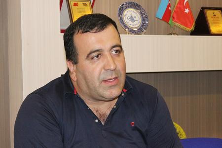 """Çingiz Özgür: """"İşimizin məsuliyyətini bilirik, yekə-yekə danışmasınlar"""""""