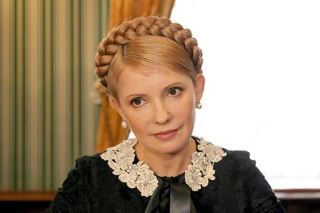 Yuliya Timoşenko yenidən Ukrayna prezidentliyinə namizəd olacaq