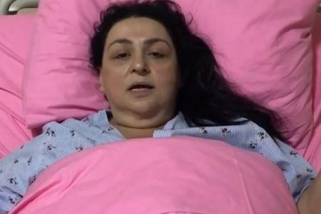 """""""Xəstəlik boğazıma qədər yayılıb"""" – Tünzalə"""