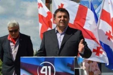 Gürcüstanda erməni deputatın toxunulmazlığının ləğvini tələb edirlər
