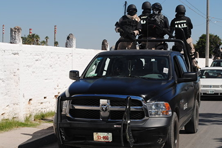 Meksikada silahlı qruplaşmalar arasında atışma olub, ölənlər var