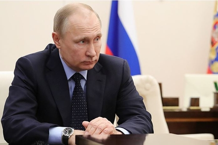 Putin Tuleyevin istefasını qəbul edib