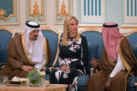 Ərəbistan Trampın qızına 100 milyon bağışlayır