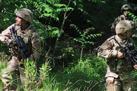 Türkiyə silahlı qüvvələri son bir həftə ərzində 54 terrorçunu zərərsizləşdirib