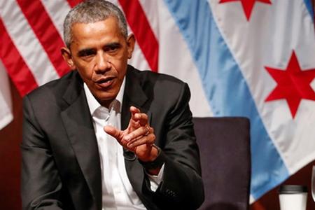 Obama: Dünyaya yeni Hitler gəlir