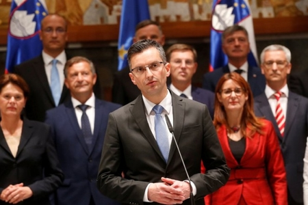 Sloveniya hökumətində son beş ayda üçüncü nazir istefa verib