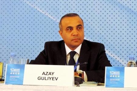 Azay Quliyev Almaniyada keçirilən görüş və tədbirlərin əhəmiyyətindən yazdı