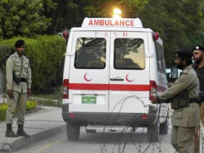 Pakistanda partlayış nəticəsində ölənlərin sayı 128-ə çatıb
