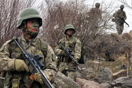 Türk ordusu dünya mediasının yalanını ifşa etdi - Video