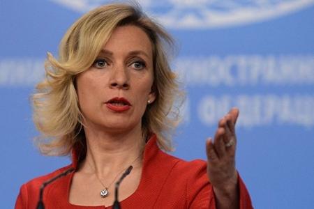 Zaxarova özünü biabır etdi: bin Laden hind müğənni çıxdı