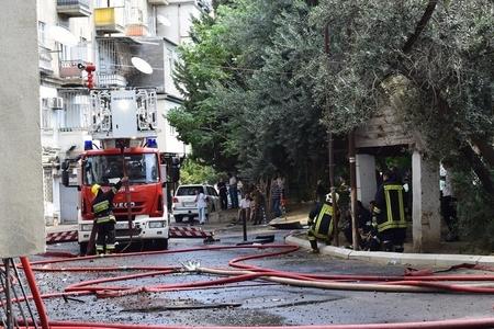 Nazirlik Daşkəsəndə 5 nəfərin ölümü ilə nəticələnən yanğın barədə rəsmi məlumat yayıb