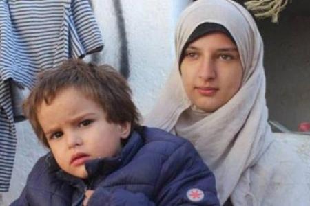 """İŞİD-in köləsinə çevrilmiş 18 yaşlı Dilbər Məmmədova: """"Atam bizi zorla gətirdi..."""""""